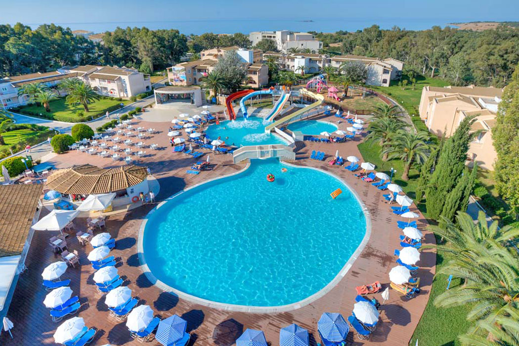 - Grecja/Korfu - Aquis Sandy Beach Resort  ****