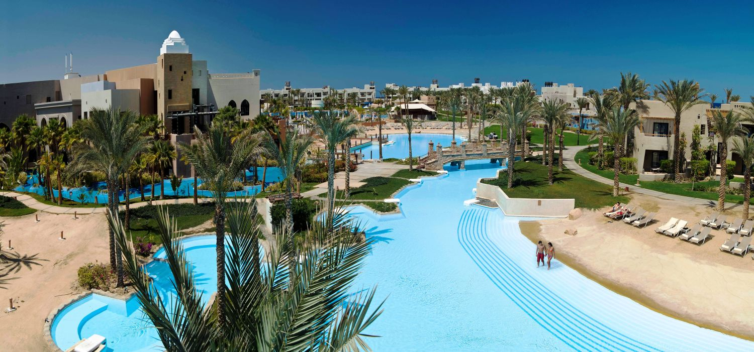 17.03-24.03.2018 - Egipt - Siva Sands Port Ghalib 4,5*